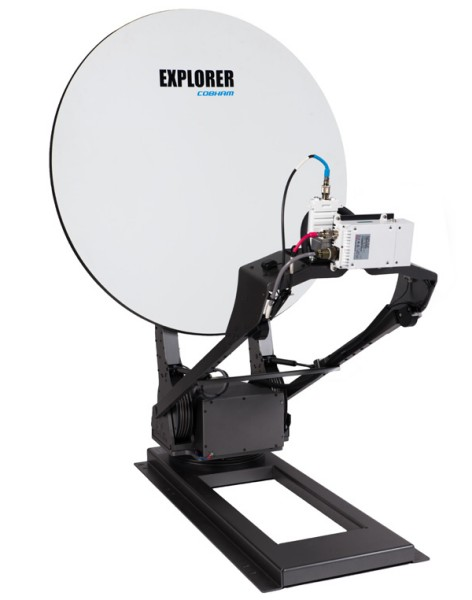 Inmarsat Global Xpress GX Explorer 7100GX