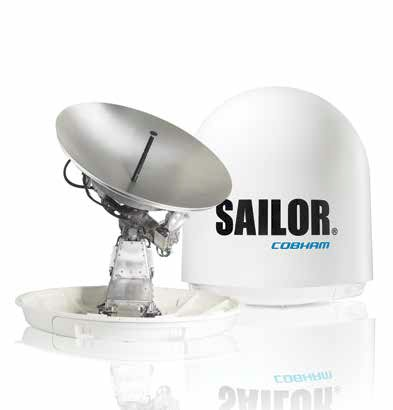 Inmarsat Global Xpress GX Sailor 100GX