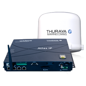 Thuraya Marine ATLAS IP